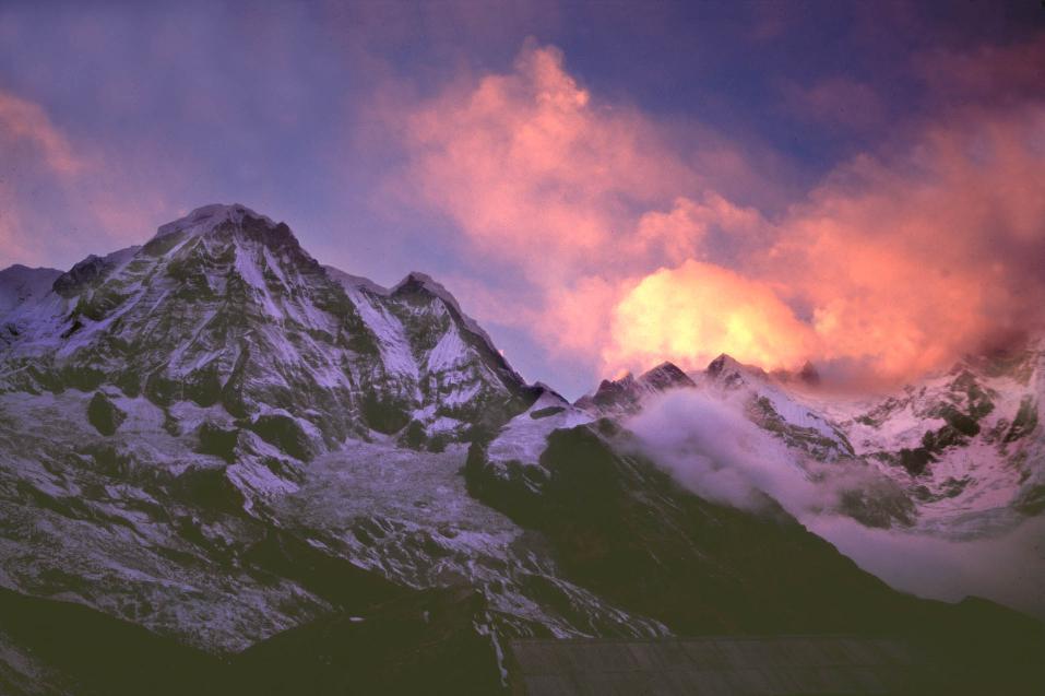 Las 10 montañas más altas del