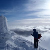 Ben Lawers summit (Carolyn Mills)