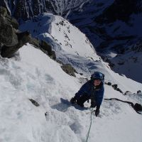 Ledge Route, Ben Nevis (Mark Furniss)