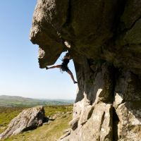 Outward Bound, Lowman, Haytor (Sean Kelly)