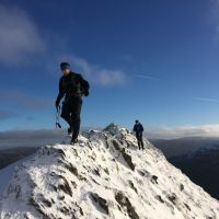 Highly Commended - George Williams, Striding Edge (Emily Thompson)