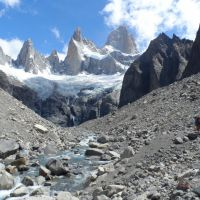 Highly Commended - Fitzroy Massif in Patagonia (Duncan Lee)